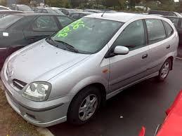 nissan almera tino 2003 baguette de porte avant gauche nissan almera tino diesel