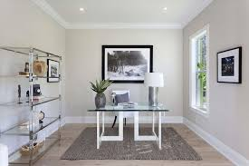 contemporary home office with carpet u0026 hardwood floors zillow