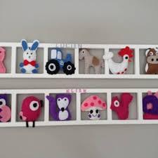 cadre pour chambre enfant décoration animaux de la ferme pour chambre de bébé cadre mural