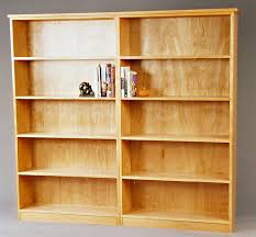 Bookshelf Woodworking Plans by Building A Bookcase From Plywood Roselawnlutheran