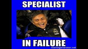 Failure Meme - everton 1 1 manchester united is jose mourinho now the