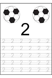 trace number 2 worksheets activity shelter