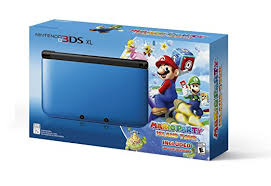 target black friday sale nintendo 3ds blue amazon com nintendo 3ds xl blue black limited edition with mario
