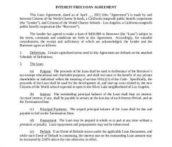 personal loan contract template free uk resume builder