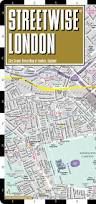 Map Of England Cities by Streetwise London Map Laminated City Center Street Map Of London