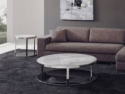 White Circle Table by Living Room White Round Table With Contemporary Design And Solid