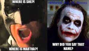 Martha Meme - marvel and dc memes marvel and dc memes instagram photos and videos