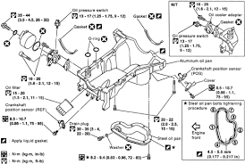 how to change oil pan gasket