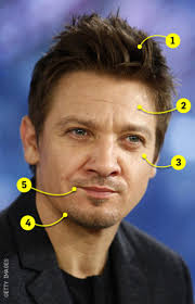 jeremy renner hairstyle look and learn jeremy renner