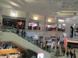 trip to the mall