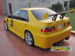1998 honda civic modified yellow honda civic iam4 us