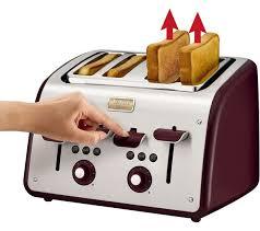 Tefal Sandwich Toaster Buy Tefal Maison Tt7705uk 4 Slice Toaster Stainless Steel