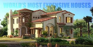 World S Most Expensive House Best Mansions In The World