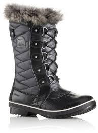 womens size 12 fur lined boots s tofino ii waterproof insulated fleece lined boot sorel