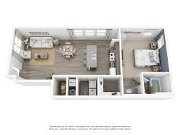floor plan in 3d fort myers fl apartments floorplans mirage bay