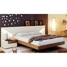 lighted king size headboard beds with lighted headboards bookcase bed king charming king size