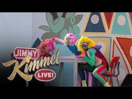 Sia Singing Chandelier Live Sia Performs Chandelier Live On Jimmy Kimmel