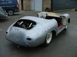 porsche speedster porsche 356 speedster restoration
