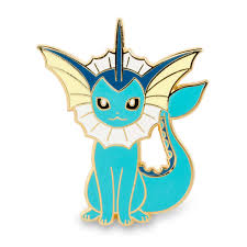 eevee and vaporeon pokémon pins pin collection pokémon