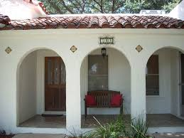 Wrap Around Porch Mediterranean Porch With Exterior Stone Floors U0026 Wrap Around Porch