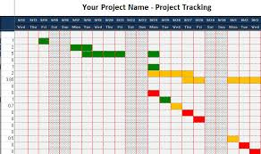 online task manager project tracking spreadsheet simple project