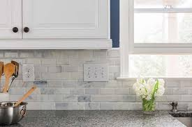 Penny Kitchen Backsplash Tiles Backsplash Tile Backsplash Behind Range Surface Mount