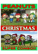 Peanuts Outdoor Christmas Decorations Outdoor Christmas Decoration Ebay