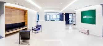cbre it service desk inside cbre s latest workplace transformation remi network