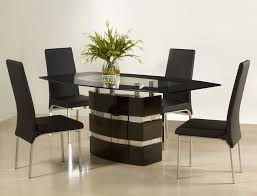 Dining Room Chairs Set by Contemporary Glass Dining Sets Italian Contemporary Dining Sets