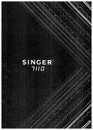 singer sewing machine singer 7110 pdf user u0027s manual free download