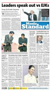 Manila Standard 2017 June 16 Friday By Manila Standard Issuu