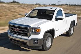 Chevy Silverado Work Truck 2014 - best trucks for towing work motor trend