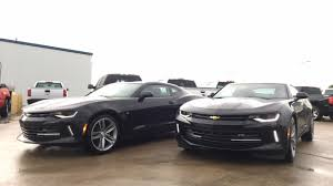 what is the difference between 2lt and 3lt corvette 2017 camaro 1lt vs 2lt comparison