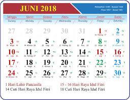 Kalender 2018 Hari Raya Idul Fitri Template Kalender 2018 Gratis Untuk Usaha Percetakan Anda