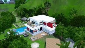 the sims 3 shipping container house youtube