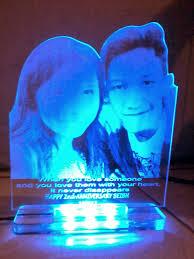 cara membuat kerajinan akrilik lampu tidur akrilik kumpulan desain 2 je craft