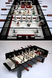 Harvard Foosball Table Parts by 10 Coolest Foosball Tables Foosball Tables Oddee