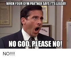 Workout Partner Meme - 25 best memes about gym partner gym partner memes