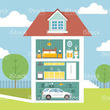 house interior stock vector art 472292785 istock