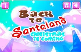 back to santaland is coming malika free
