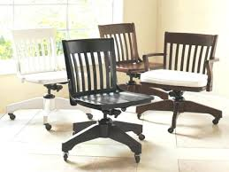 Dining Room Chair Casters Home Office Storage Boxes Restoration Hardware Swivel Desk Chair