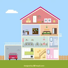 image of house garage home vectors photos and psd files free download