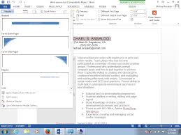how to write a resume on microsoft word microsoft word vs google docs on columns headers and bullets microsoft word s predesigned headers offer plenty of options to make your document stand out