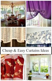 Cheap Window Curtains by 144 Best Window Coverings Images On Pinterest Window Coverings