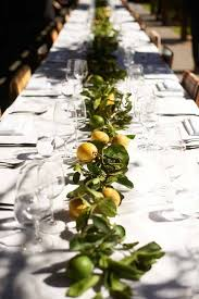 lime green table runner 26 ridiculously pretty seriously creative wedding table runners
