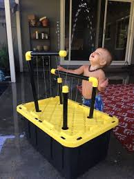 Play Table For Kids Water Table For The Kids 10 Steps With Pictures