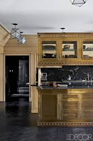 Kitchen Interior Designs Pictures Black Kitchen Design Ideas Pictures Of Black Kitchens Elle Decor