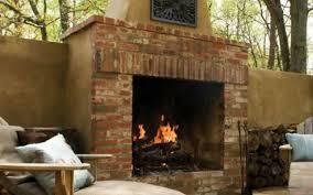 firerock conventional outdoor fireplace 36