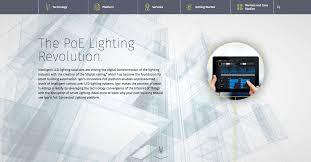 power over ethernet lighting igor power over ethernet lighting technology