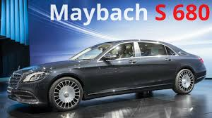 maybach 2018 mercedes maybach s 680 u2013 now even better youtube